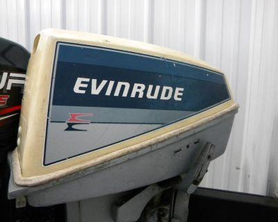 1985 Evinrude E8RCOB Outboards Kaukauna, WI