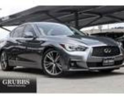 2018 INFINITI Q50 Sport w/ Sensory and ProAssist Packages
