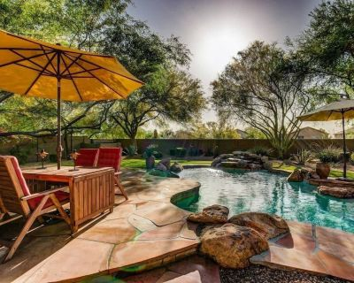 NEW LISTING! Gorgeous Desert Home with Resort-Like Pool Area, BBQ Grill & Entertainment Throughout! - Pinnacle Reserve East