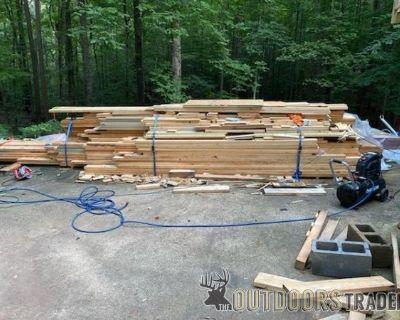 FS/FT quality bulk lumber FT for gun(s)