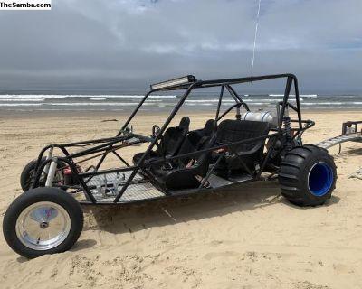 Dune Buggy/Sandrail - 5 seater