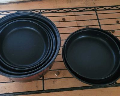 Pots for camping