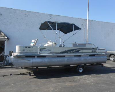 2000 Lowe 224 Suncruiser Trinidad