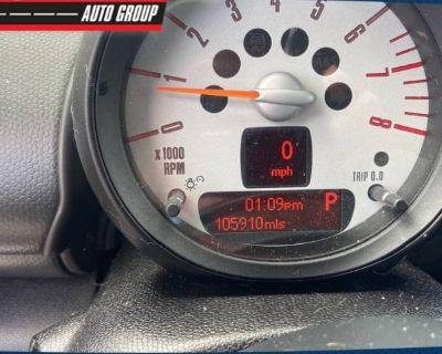2012 MINI Countryman Cooper S ALL4