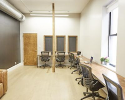 Private Office for 14 at The Farm Soho East
