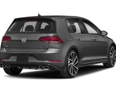 Pre-Owned 2018 Volkswagen Golf R w/DCC/Nav