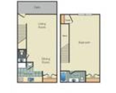 The Park at Greenbriar - 1 BED 1.5 BATH TOWNHOME