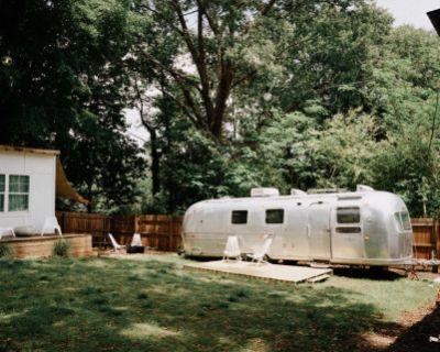 Mid Century Airstream, decatur, GA