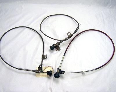 Ez Slider Cable Set, Chevrolet, Kick Panel (each), 57, (1pc) [26-3157k]