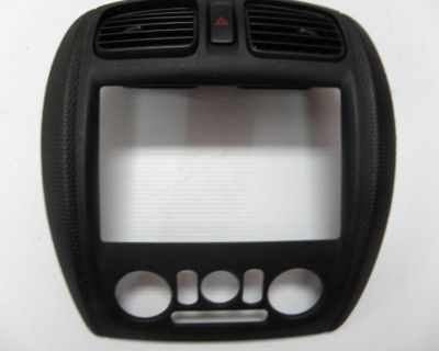 Mazda Protege Radio Panel With Vents And Hazard Switch,fits 99-00