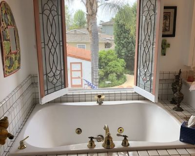Beautiful studio with nice jacuzzi and steam bath in the shower - Downey