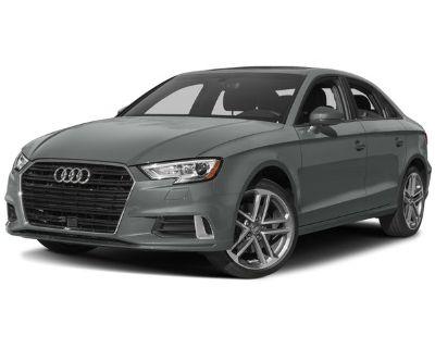 Pre-Owned 2017 Audi A3 Sedan Premium AWD 4dr Car