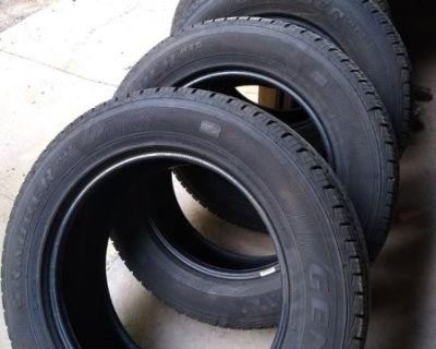 FS 4 General Grabber MTS 265/60 R 20 Tires