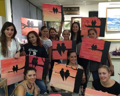 Art Classes in Painting, Drawing and pottery wheel