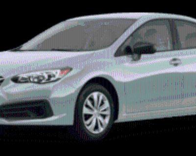 2020 Subaru Impreza 2.0i