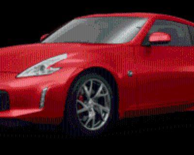 2016 Nissan 370Z Base Coupe Auto