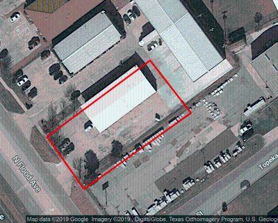 Single tenant office building available on N Flood Ave