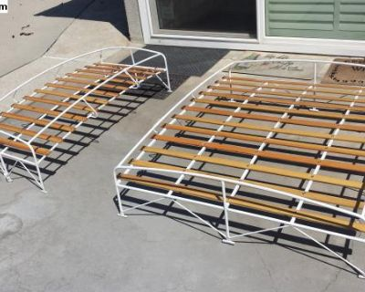 Vw bus matching roof racks.. Front + Rear