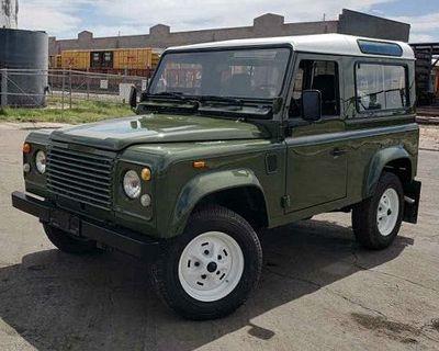 1989 Land Rover Italian Defender 4X4 SUV