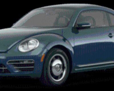2018 Volkswagen Beetle Coast Coupe