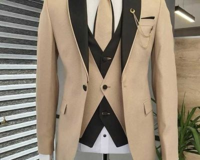 Perfect suit it up BOSS