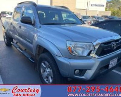 2014 Toyota Tacoma PreRunner Double Cab 6.1' Bed V6 RWD Automatic