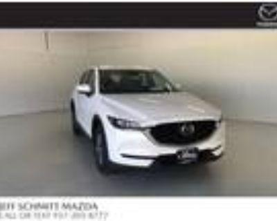 2018 Mazda CX-5 White, 7K miles