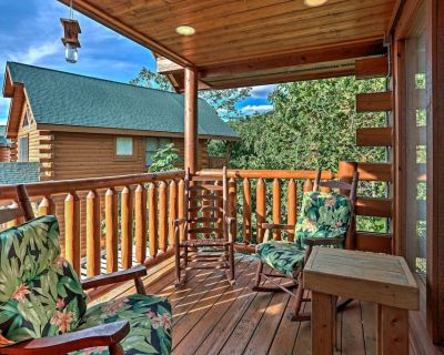Cabin w/ Game Room < 4Mi to Pigeon Forge Parkway! - Pigeon Forge