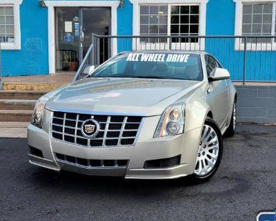 2013 Cadillac CTS Standard