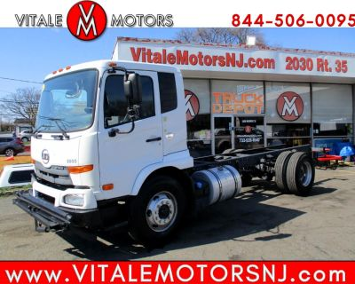 Used 2011 Nissan UD3000 CAB & CHASSIS ** DUMP TRUCK READY **