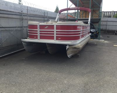 2017 Starcraft EX 23 C Pontoon Boats Portland, OR
