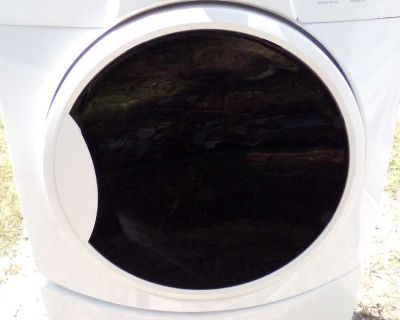 Kenmore front loader washer and dryer