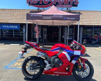 2021 Honda CBR600RR Supersport Ukiah, CA