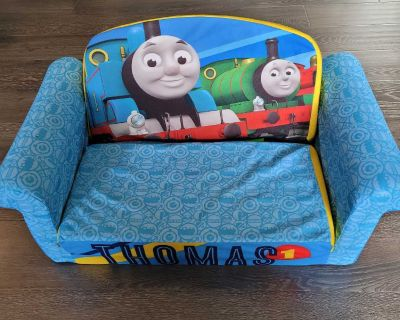 Thomas the Train 2 in 1 Flip Open Couch