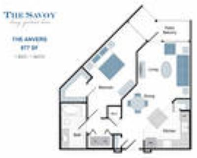 The Savoy Luxury Apartments - The Anvers