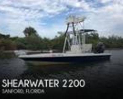 22 foot Shearwater 22