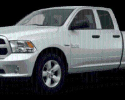 "2013 Ram 1500 Tradesman Quad Cab 6'4"" Box 4WD"
