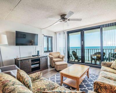 Oceanfront, 3 Bedroom - Free Water Park, Aquarium, Mini-Golf & More Every Day! HE 501 - Garden City Beach