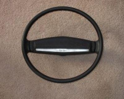 73 Chevelle/ Elcamino SS Steering Wheel