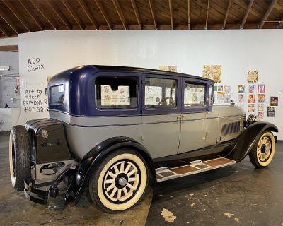 1928 Locomobile Antique