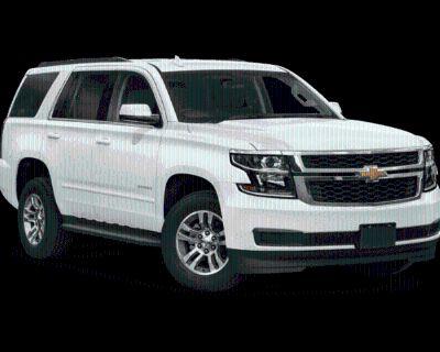 Pre-Owned 2020 Chevrolet Tahoe LT 4WD 4D Sport Utility