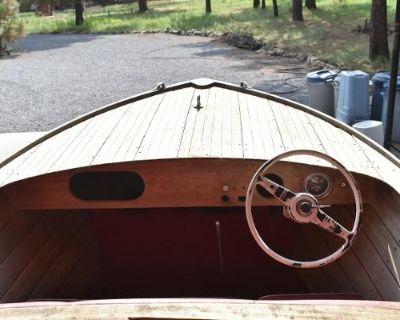 1955 Chris-Craft Custom Sportsman Runabout