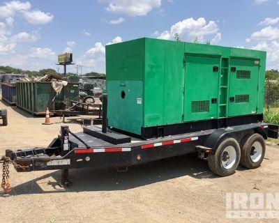2013 (unverified) Multiquip MQP240 240 kW Mobile Gen Set
