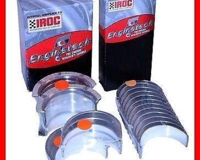 01-08 Mazda Mpv Mazda6 181 3.0l Dohc V6 Aj Duratec Main & Rod Bearings