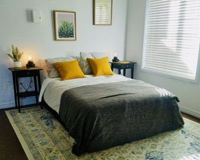 Rest & Recoup - Private Suite w/Gym & Sauna - A Mile to 70 West/East - Bel Aire