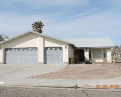 813 Valarie St, Ridgecrest, CA 93555 4 Bedroom House