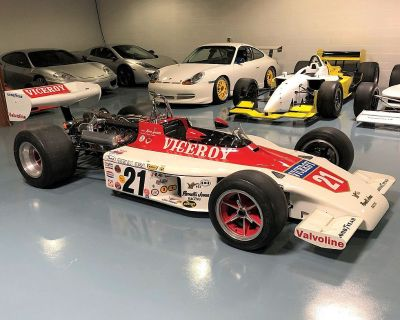 1974 Eagle Indy Car Chassis #7410