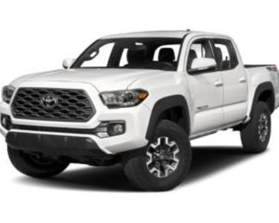 2020 Toyota Tacoma TRD Off Road Double Cab 5' Bed V6 4WD Automatic