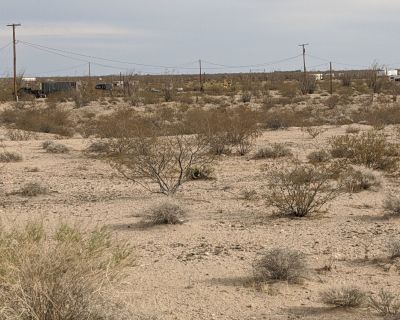 2.21 Acres for Sale in Yucca, AZ