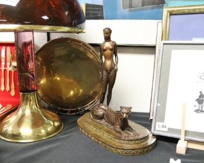 Tuesday's Consignment Auction